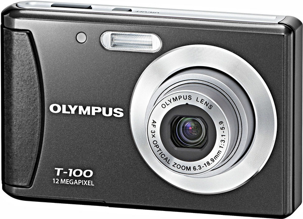 Olympus t-100 black